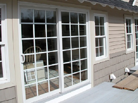 sliding glass door replacement repairs